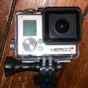Hero 3+ GoPro with Spinal Mount, RARLEY USED!!! for sale